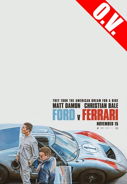 FORD V FERRARI | ORIGINAL VERSION